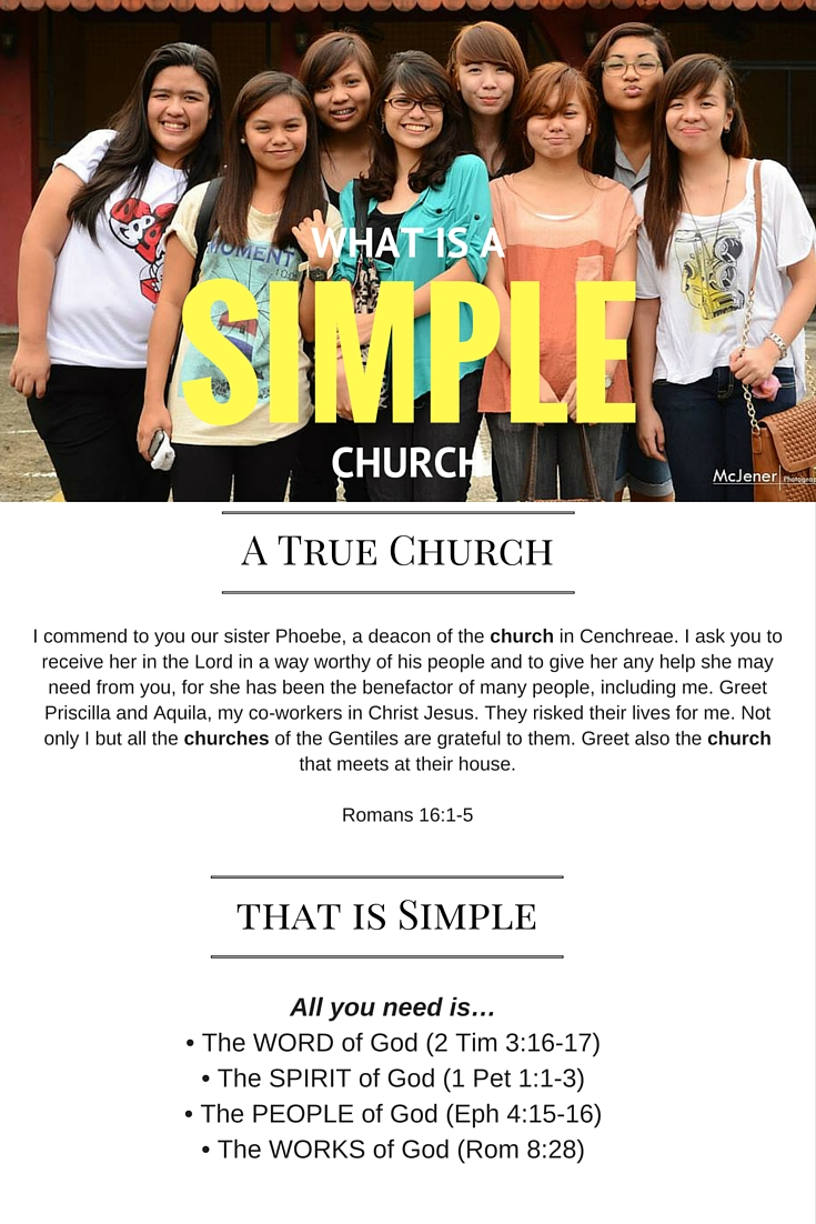 What is a Simple Church