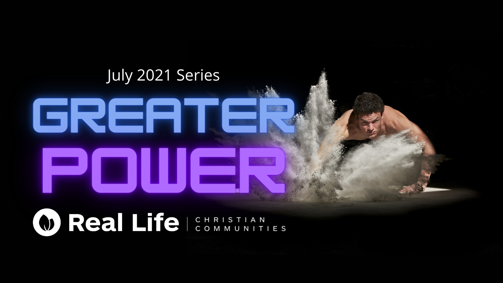 Greater Power FB Cover